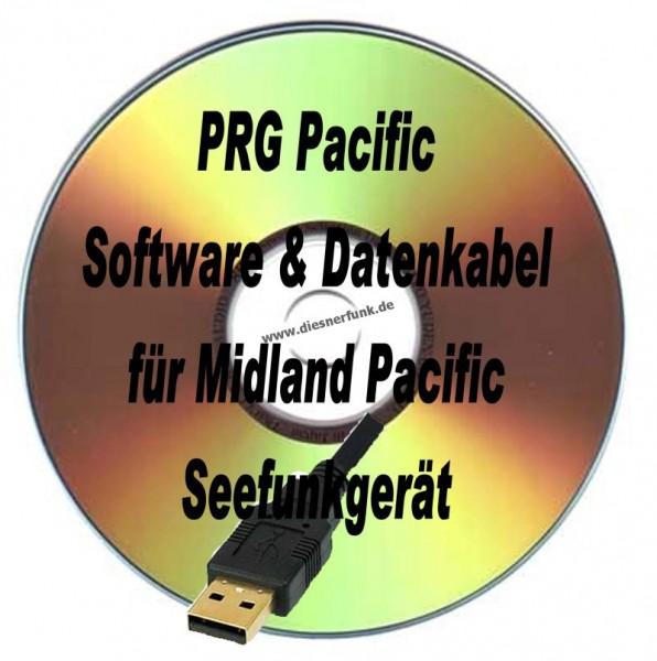 PRG Pacific Programmierset für Pacific Seefunkgerät