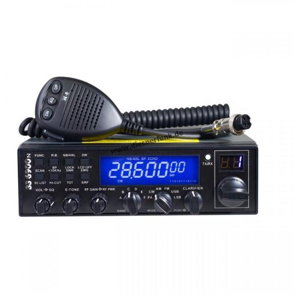 CRT SS 6900N Blue 10/11m Mobilfunkgerät Version 6