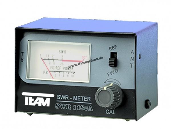 Stehwellenmessgerät SWR 1180A einfach