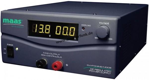 MAAS SPS 9400 Schaltnetzteil 40 Ampere