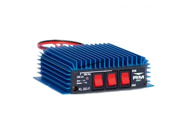 KL 203 P CB Funk Verstärker Brenner Sendeverstärker+ Empfangsver