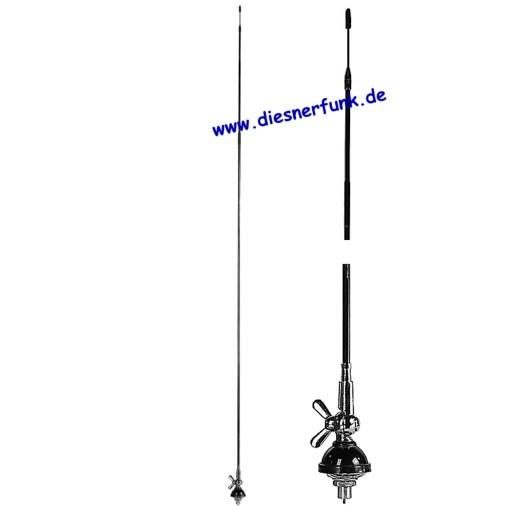 CB Funk Antenne DV 27 die Legende 140cm