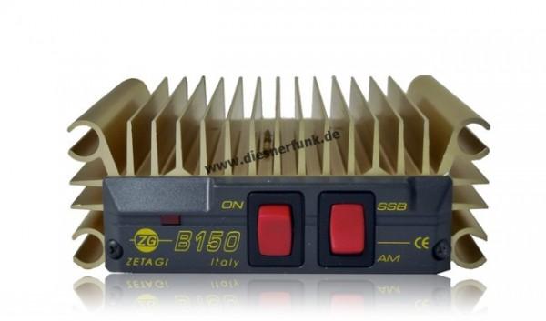 ZETAGI B-150-R Endstufe