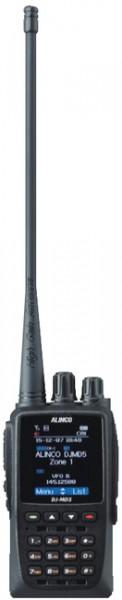 ALINCO DJ-MD-5-E -GPS - DMR Handfunkgerät VHF/ UHF