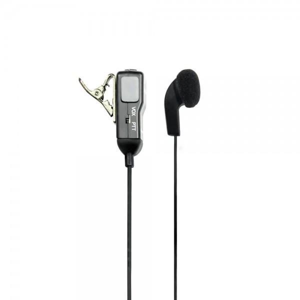 MA28-L Clip-Mikrofon mit Ohrhörer