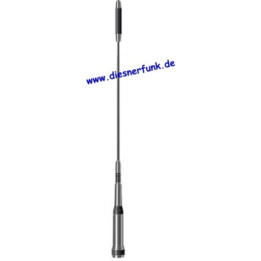 NW-2000 VHF UHF Dual Band Antenne 144/430 Mhz 98cm Strahler