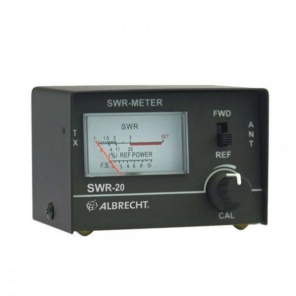 SWR-20 Stehwellenmessgerät