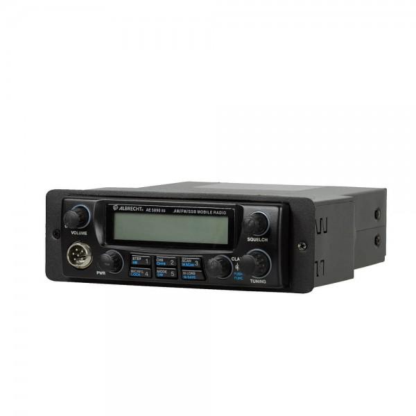 DIN 5890 Einschubhalter für Albrecht AE5090 AE5800 AE485S AE5890
