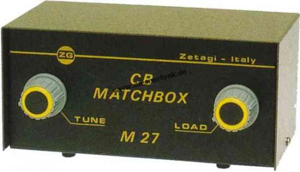 ZETAGI M 27 Matchbox 26-28 MHz