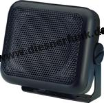 CB Funk Lautsprecher TS 200 Quadratischer Funk Lautsprecher