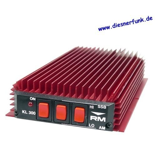 KL 300 CB Funk Verstärker Brenner 20-30MHz KL300