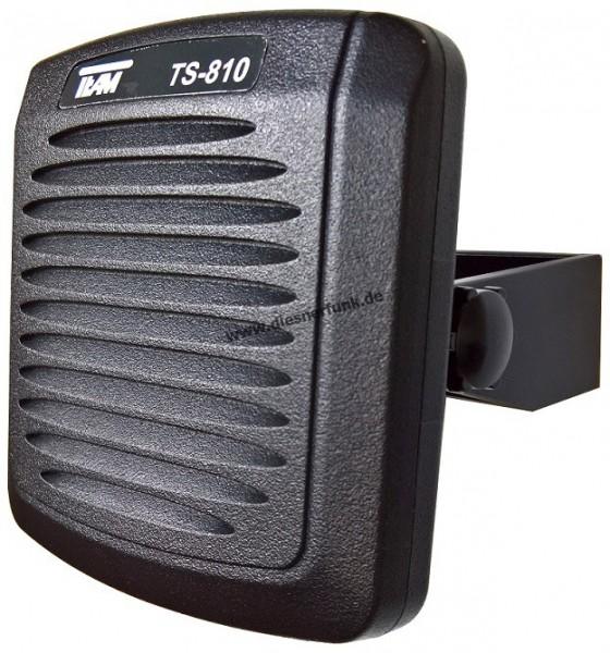 TS-810 Schwarz CB Funk Lautsprecher Wasserfest IP67 Marine