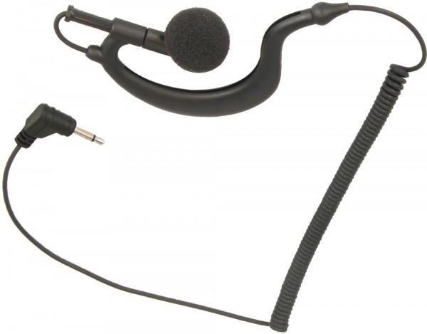 PY-29AUK-R Ohrhörer mit flexiblem Ohrbügel 2,5 Mono
