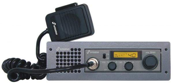 Stabo XM 3044 CB-Mobilfunkgerät mit DIN Einschubhalterung