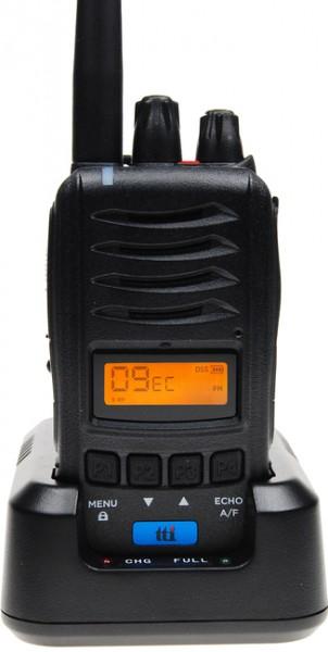 TTI TCB H-100 CB Handfunkgerät - Multinorm mit VOX & Echo NEU !!