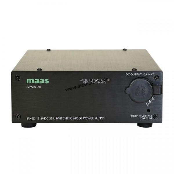 MAAS SPA-8350 Schaltnetzteil 35 Ampere