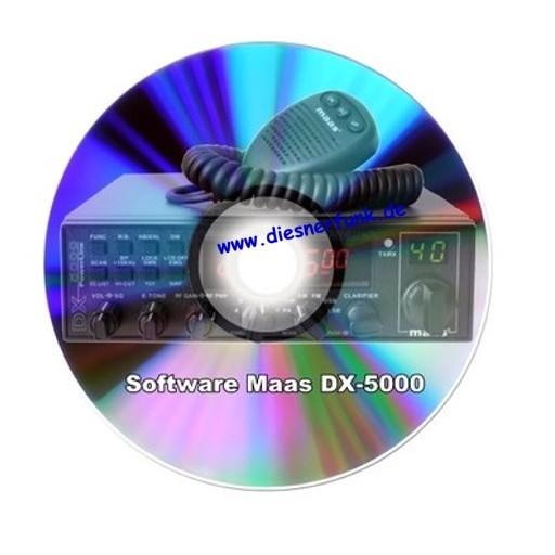 Maas dx-5000 software V1