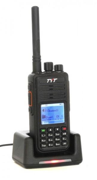 TYT MD-390 VHF--GPS-- DMR Handfunkgerät