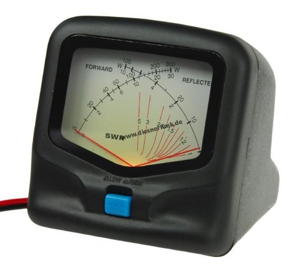 MAAS RX-20 Kreuzzeiger SWR & PWR Meter