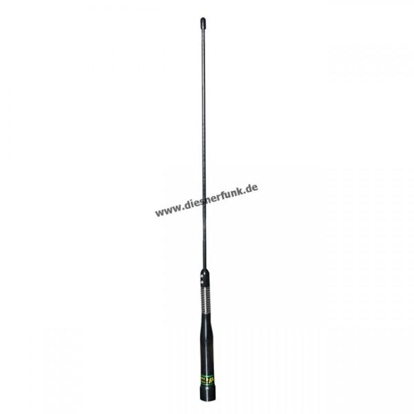 NAGOYA SP-R-2 Duoband Mobilantenne 2m/70cm 2-5.5dBi 45cm Flex