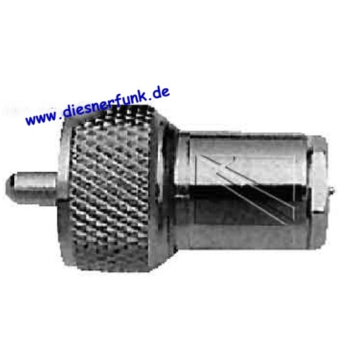 Antennenadapter Adapter PL-Stecker/Nippel FME SAP