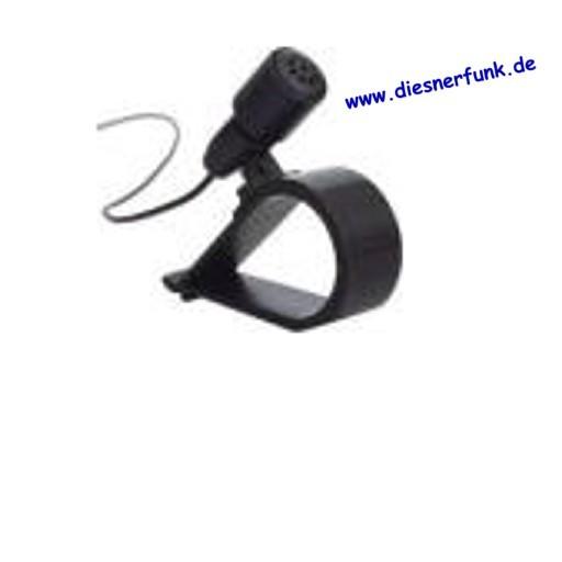 BabyMic 35 Mikrofon mit Befestigungsclip & 4 Meter Kabel 3,5mm S