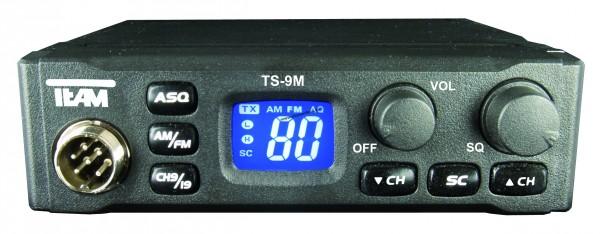 Team TS-9M Multinorm LCD CB Funkgerät
