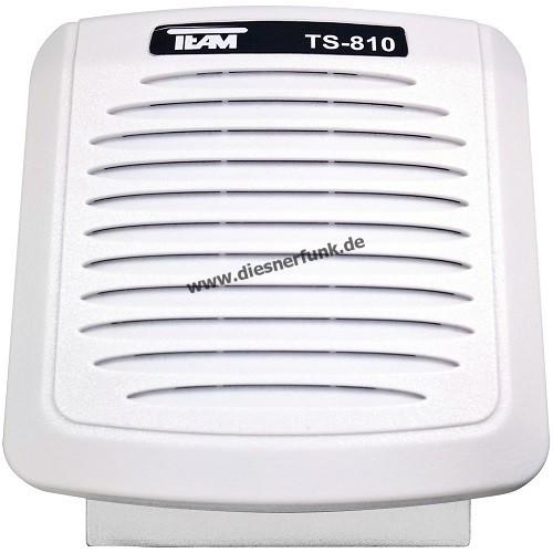TS-810 Weiß CB Funk Lautsprecher Wasserfest IP67 Marine