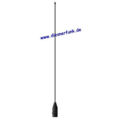 HyFlex Hochfelxible Scanner und Amateurfunk SMA Aufsteckantenne