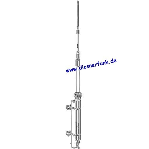 SOLARCON Antron A99 Fiberglas Hochantenne USA 535cm 1/2 Lambda