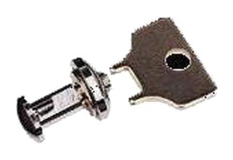 Diebstahlset für DV Antennen mit Schlüsselanhänger