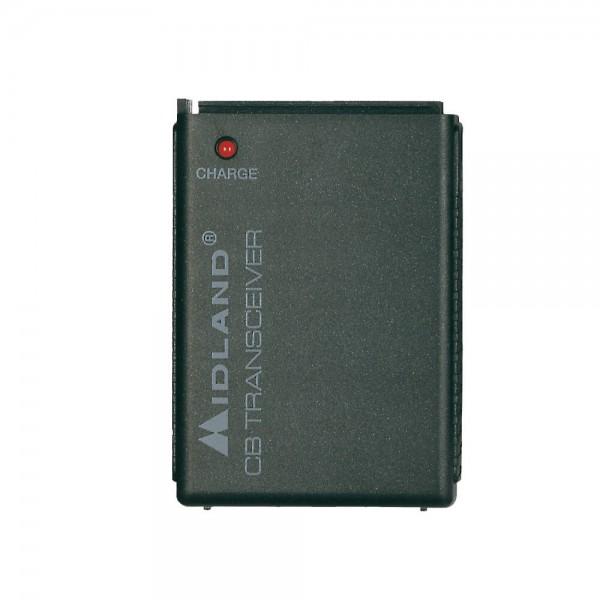 Batterieleerpack 8 Zellen für Stabo XH 9082 Batteriefach