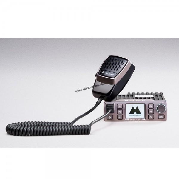 Midland M-30 CB-Funkgerät - Das Multitalent