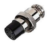 NC-516 5-poliger Mikrofonstecker.