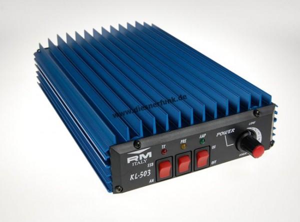 KL 503 CB Funk Verstärker Brenner 20-30 MHz KL503