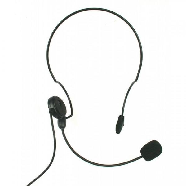 CRT Ultraleichte Kopfhörer-Mikrofon-Kombination HK