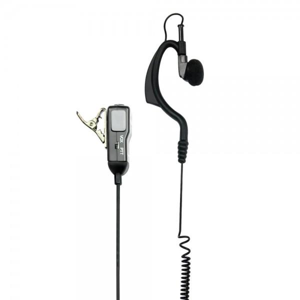MA 21-LK Mikrofon mit verstellbarem Ohrhörer K-Norm