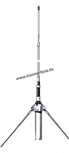 SIRIO SIGNAL KEEPER 27 Basisantenne Mini CB Antenne 1/4 L