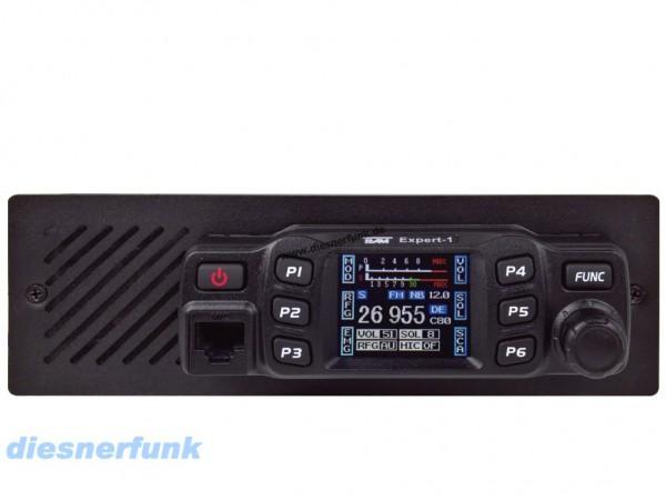 TEAM EBS-Expert1 & CRT 2000 DIN Schacht mit Lautsprecher