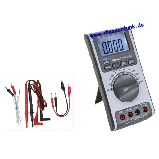 DIGITAL MULTIMETER 4000 zählungen DVM1100