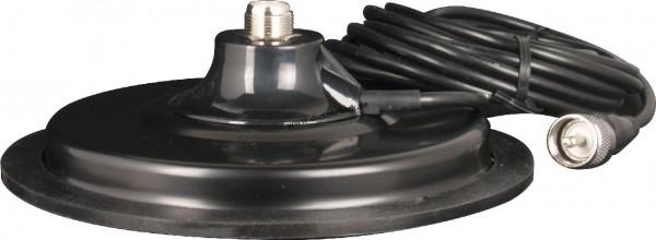 Extra starker Magnetfuß 170mm PL Anschluss