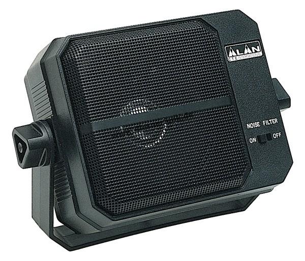 CB Funk Lautsprecher Alan AU30 12Watt mit Tone Filter