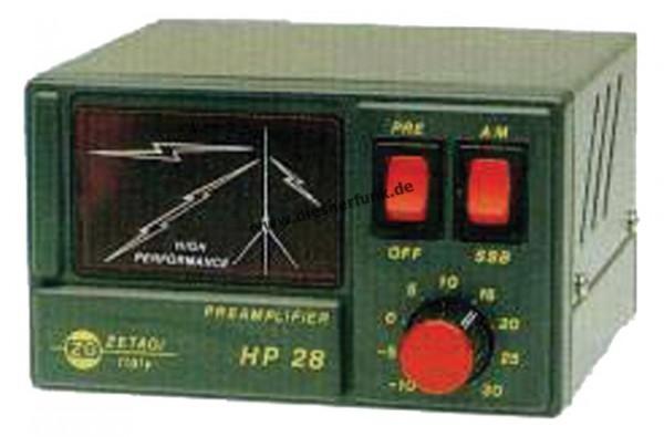ZETAGI HP 28 Empfangsverstärker