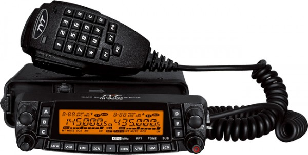 TYT TH-9800 Mobilfunkgerät Quadband 10m/6m/2m/70cm